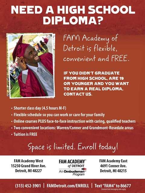 FAM Academy posting