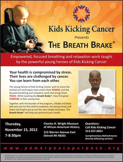 The Breath Brake Flyer