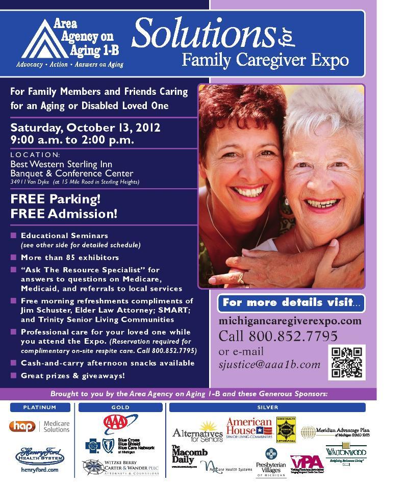 Caregiving Expo 2012