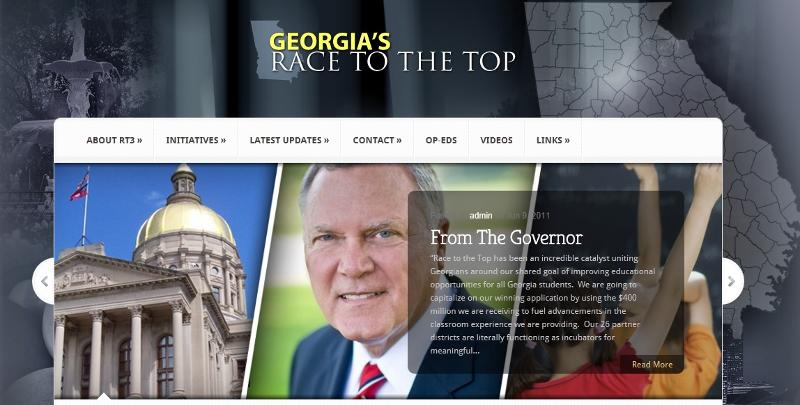 Race to the Top Website