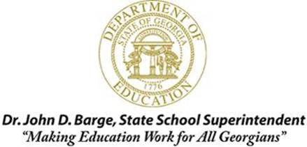 Dr. Barge DOE logo
