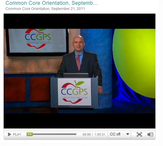 CCGPS Introduction Broadcast