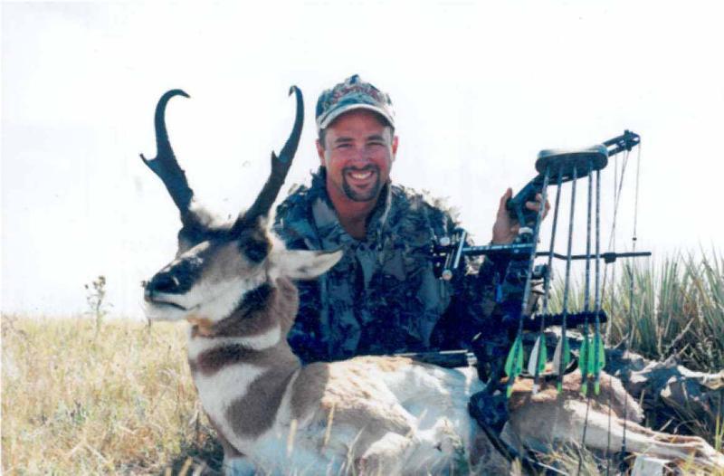 Darren Collins antelope