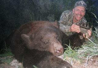 Spring Bear Hunts - Book Now