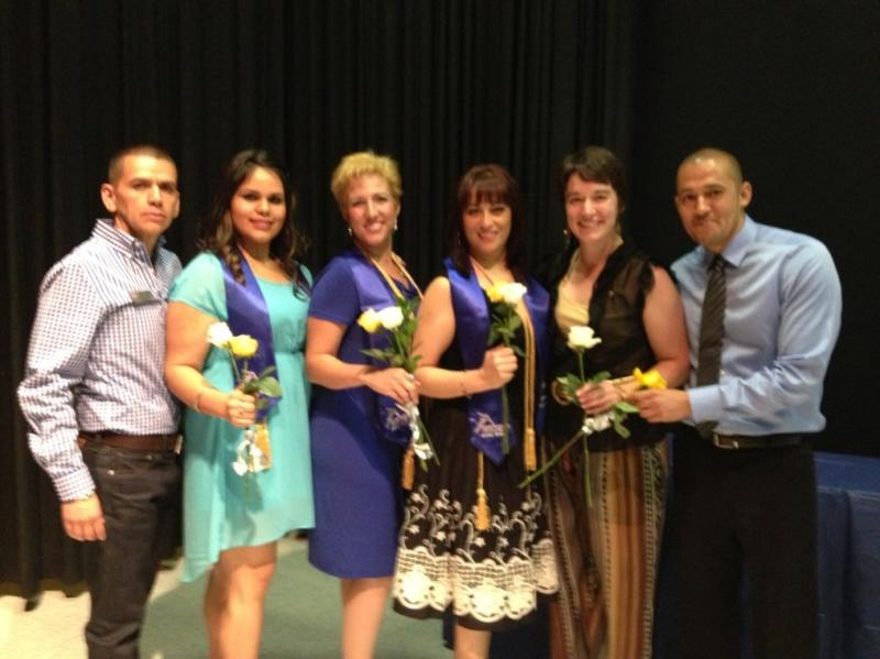 MSW Student Organization Officers
