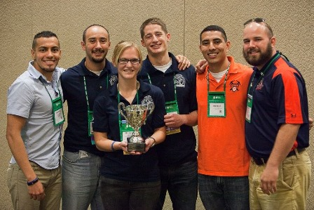 2013 National Student Bowl Champions