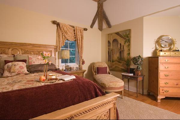 Sandy's Bedroom-Corner View