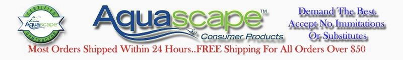 Aquascape Pond Supply Store