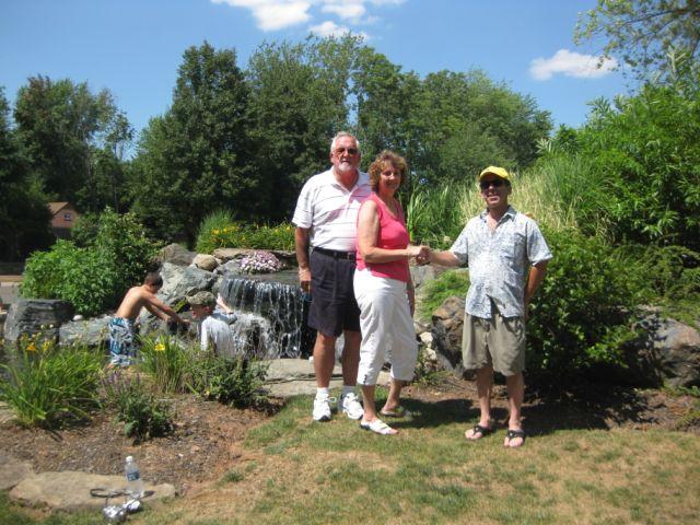 Pond tour 2010