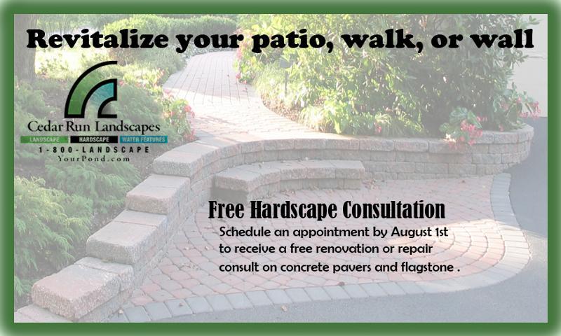 Free Hardscape Consultation