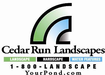 Cedar Run Landscapes logo