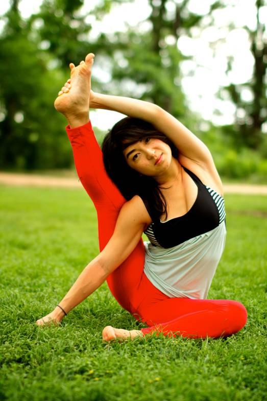yoga ashley
