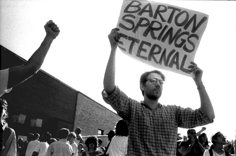Barton Springs Eternal