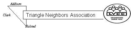 Triangle Neighbors Logo