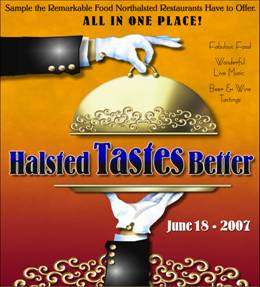 Halsted Tastes Better 2007