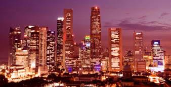 Singapore Skyline cropped
