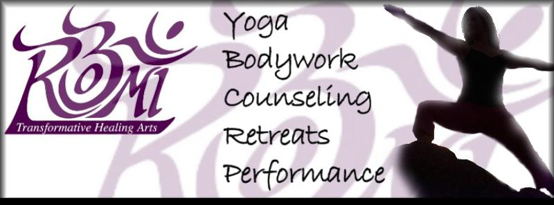 Transformative Healing Arts Banner