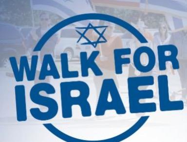 Walk for Israel 2014