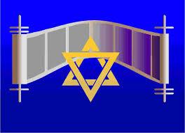Torah with star