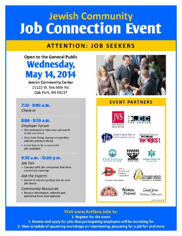 JVS Job Fair