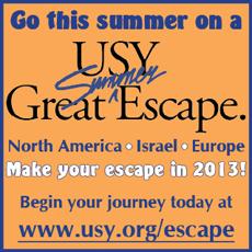 USY Summer 2013