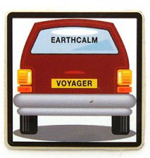 New! EMF Radiation Protection with EarthCalm
