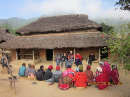Nepal project teams