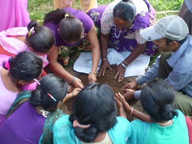 compost training Nepal