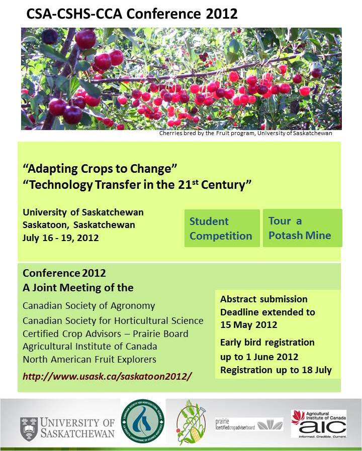 12 conference poster