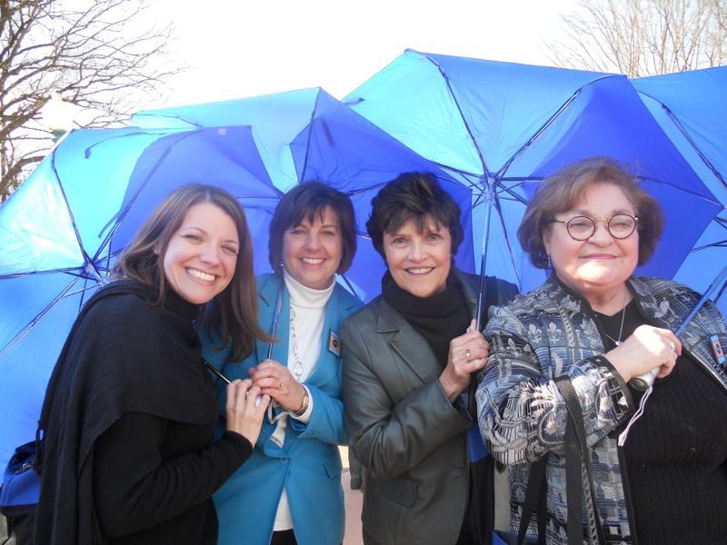 Women of the Storm
