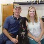 Shawn & wife