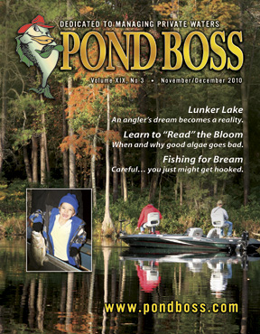 Pond Boss Mag