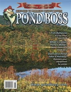 Pond Boss 2011 Hoiday
