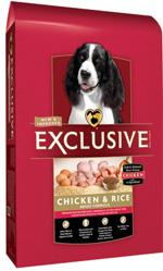 exclusive dog