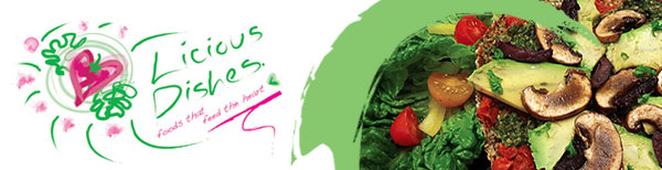 Licious Dishes Banner 0110