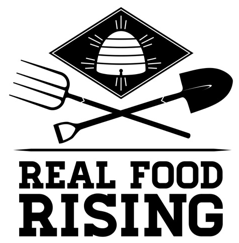 Real Food Rising logo