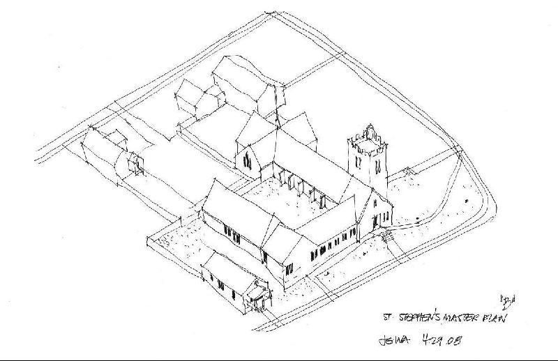 Parish Hall Plan