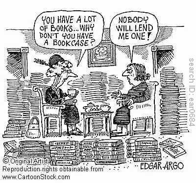 BookCartoon