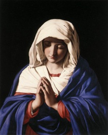 MaryPraying