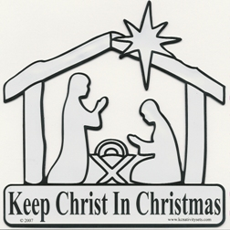 KeepChristInXMas