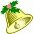 Safe Holiday Season Bell