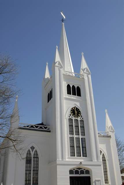 North Parish Church, North Andover