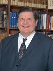 Pastor Joe Morecraft