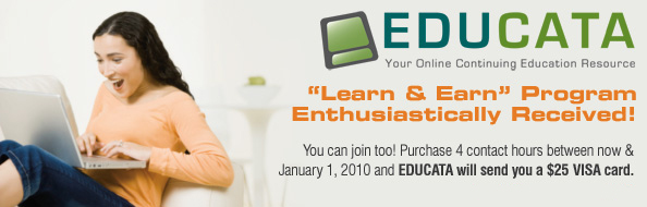 Learn and earn today!