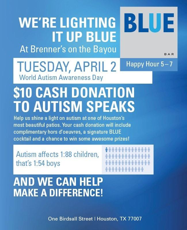 Make A Difference By Supporting Autism Speaks! You Can Do This By Lighting  It Up Blue!