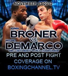 Broner-DeMarco