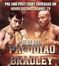 Pacquiao-Bradley