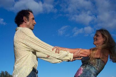 raphael and kutira spinning