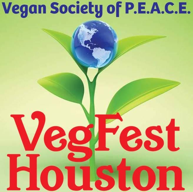 VegFest Houston Vegan Society of PEACE