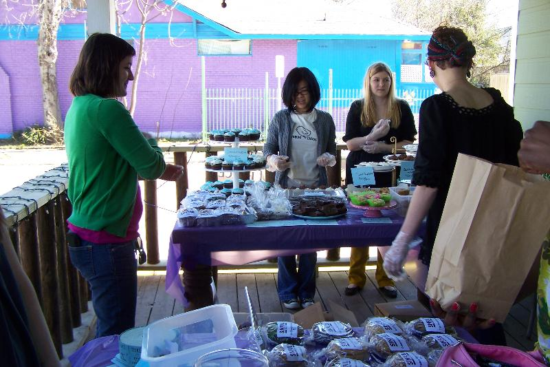 Vegan Bake Sale Haiti 5